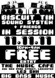 Biscuit Tin Sound System