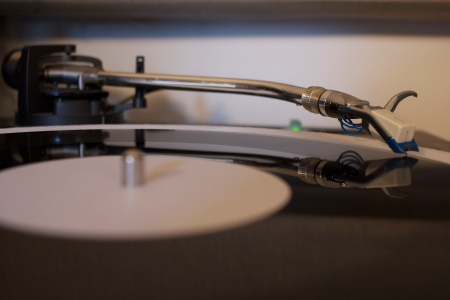 vinyl record chill out dj mix