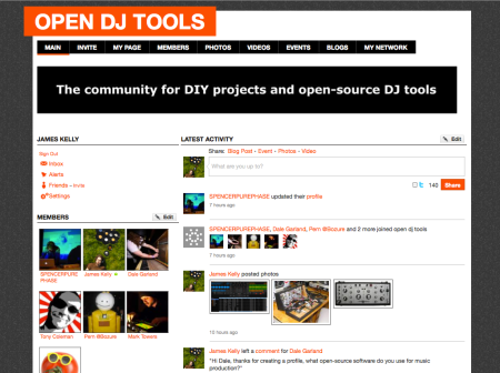 The community for diy and open-source DJ projects