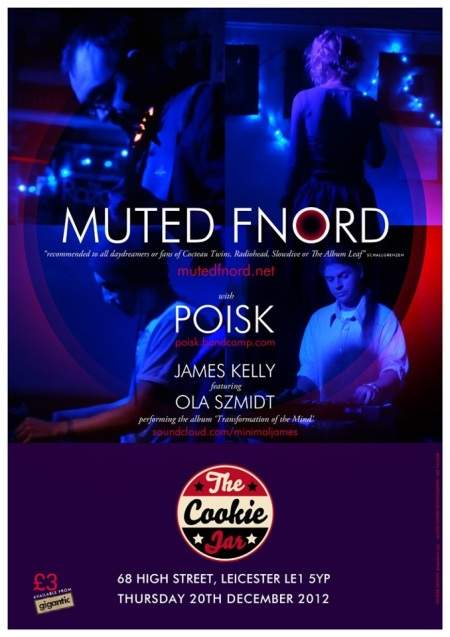 Muted Fnord Poisk James Kelly