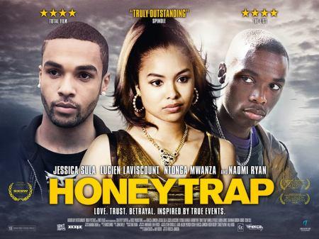 honeytrap film poster jessica sula