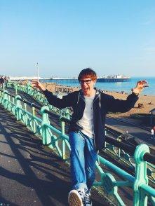 Jay Gingersnaps Brighton