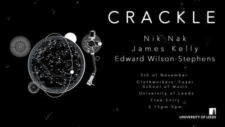vinyl crackle experimental turntablism nik nak james kelly
