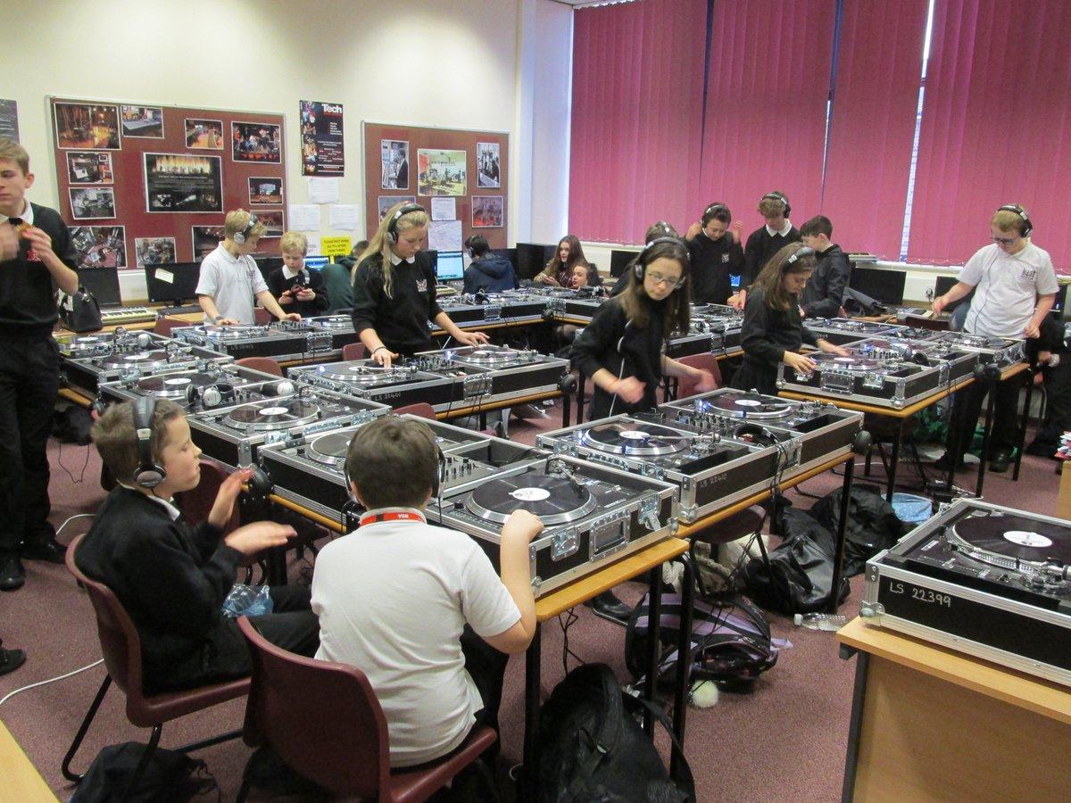 DJ workshop RSA PerfArts