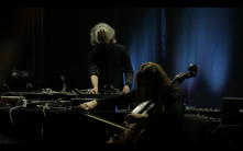 Audrey Riley and James Kelly Cello Turntables
