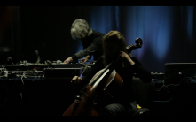 Audrey Riley and James Kelly Improvisation 2018