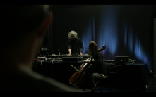 Audrey Riley and James Kelly Performance Northampton 2018