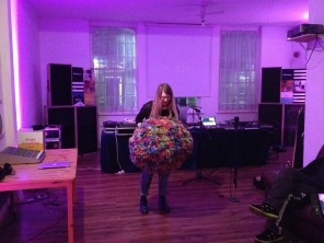 Sam Topply Big Noisy Pompom r10 Leicester