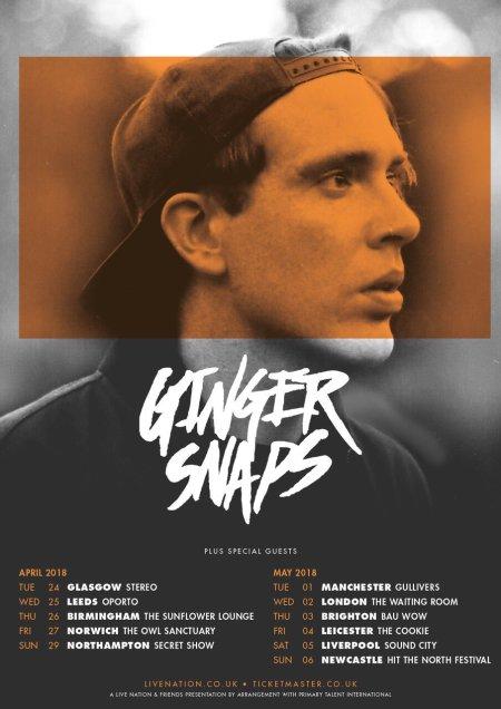 Snaps Tour 2018