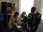 Lisa Lashes DJ Academy Pioneer