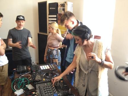 Lisa Lashes DJ Academy R10 Leicester