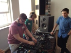 Young peoples DJ Workshop