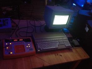 Atari with Roland