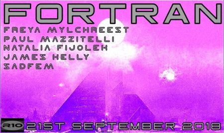 Fortran Flyer 21.09.18