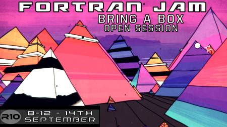 Fortran Jam session 14.9.18